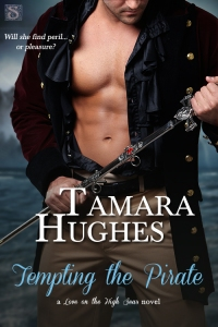 Tempting the Pirate cover 500