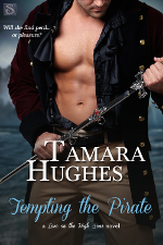 Tempting the Pirate cover 150